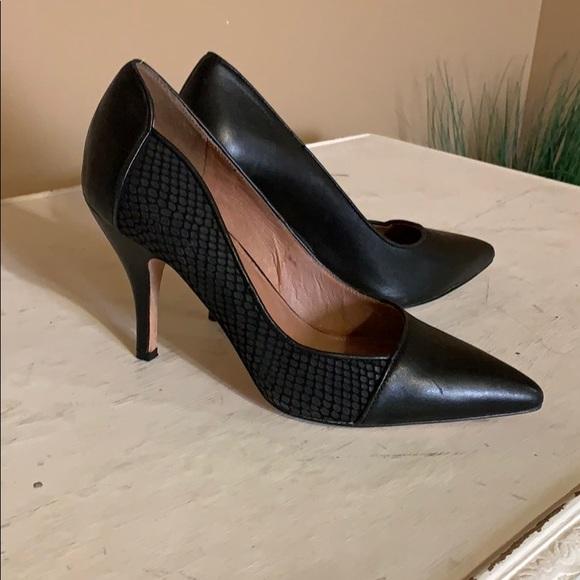 da6ba0a3e9b Corso Como Shoes - Cordon Como Black heels